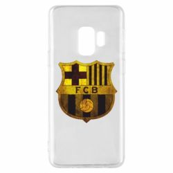 Чохол для Samsung S9 Логотип Барселони