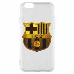 Чохол для iPhone 6/6S Логотип Барселони