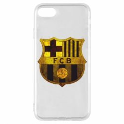 Чохол для iPhone 7 Логотип Барселони