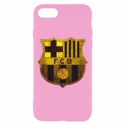 Чохол для iPhone 8 Логотип Барселони