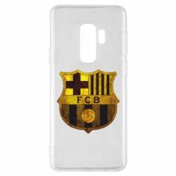 Чохол для Samsung S9+ Логотип Барселони
