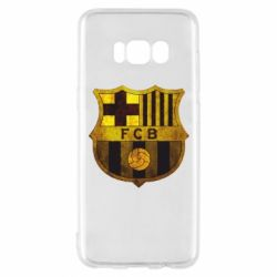 Чохол для Samsung S8 Логотип Барселони