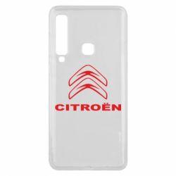 Чохол для Samsung A9 2018 Логотип Citroen