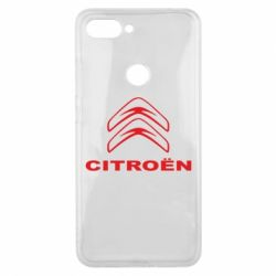 Чехол для Xiaomi Mi8 Lite Логотип Citroen