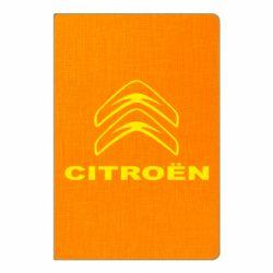 Блокнот А5 Логотип Citroen