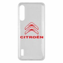 Чохол для Xiaomi Mi A3 Логотип Citroen