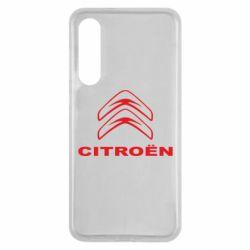 Чехол для Xiaomi Mi9 SE Логотип Citroen