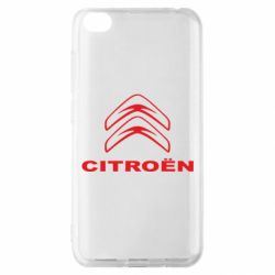 Чохол для Xiaomi Redmi Go Логотип Citroen
