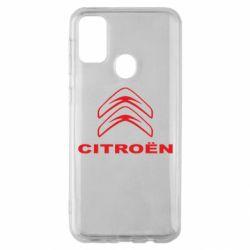 Чехол для Samsung M30s Логотип Citroen