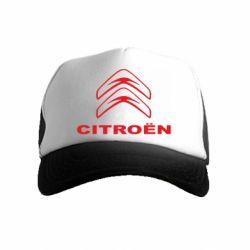 Дитяча кепка-тракер Логотип Citroen
