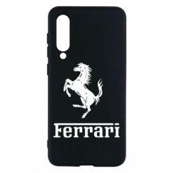 Чехол для Xiaomi Mi9 SE логотип Ferrari