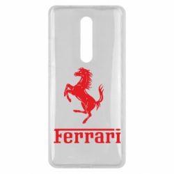 Чехол для Xiaomi Mi9T логотип Ferrari