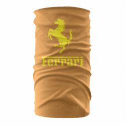 Бандана-труба логотип Ferrari