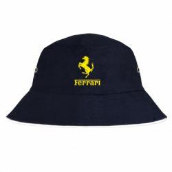 Панама логотип Ferrari