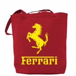 Сумкалоготип Ferrari - FatLine