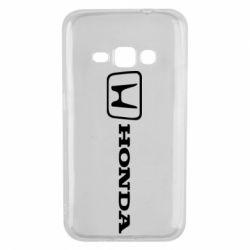 Чехол для Samsung J1 2016 Логотип Honda