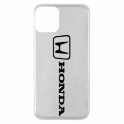Чехол для iPhone 11 Логотип Honda
