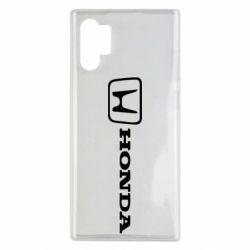 Чехол для Samsung Note 10 Plus Логотип Honda