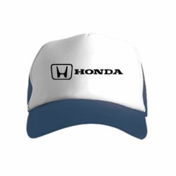 Детская кепка-тракер Логотип Honda