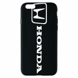 Чехол для iPhone 6/6S Логотип Honda