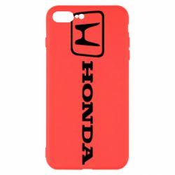 Чехол для iPhone 8 Plus Логотип Honda