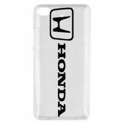 Чехол для Xiaomi Mi 5s Логотип Honda