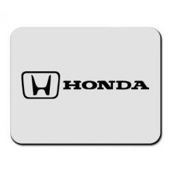 Килимок для миші Логотип Honda - FatLine