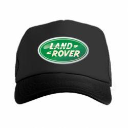 Кепка-тракер Логотип Land Rover - FatLine