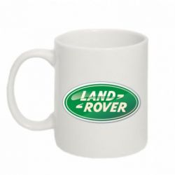 Кружка 320ml Логотип Land Rover - FatLine