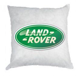 Подушка Логотип Land Rover - FatLine