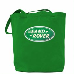 Сумка Логотип Land Rover - FatLine