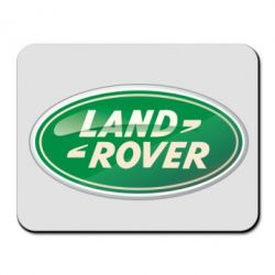 Коврик для мыши Логотип Land Rover - FatLine