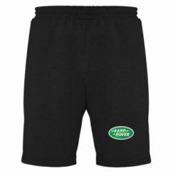 Мужские шорты Логотип Land Rover - FatLine