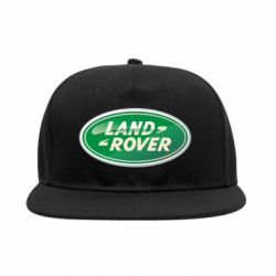 Снепбек Логотип Land Rover - FatLine