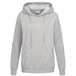 Толстовка жіноча логотип Nissan - FatLine
