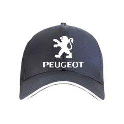 Кепка Логотип Peugeot