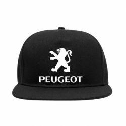 Снепбек Логотип Peugeot