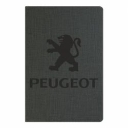 Блокнот А5 Логотип Peugeot