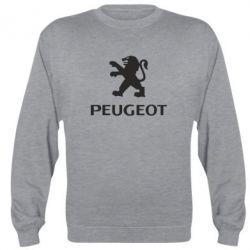 Реглан Логотип Peugeot