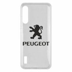 Чохол для Xiaomi Mi A3 Логотип Peugeot