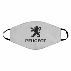 Маска для лица Логотип Peugeot