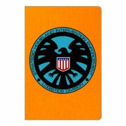 Блокнот А5 Логотип Щита