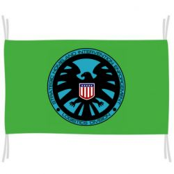 Флаг Логотип Щита