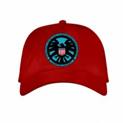 Детская кепка Логотип Щита - FatLine