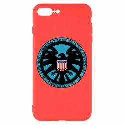 Чехол для iPhone 7 Plus Логотип Щита