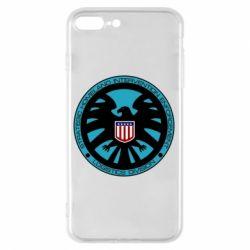 Чохол для iPhone 8 Plus Логотип Щита