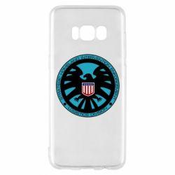 Чохол для Samsung S8 Логотип Щита