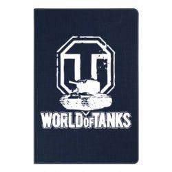Блокнот А5 Логотип World Of Tanks