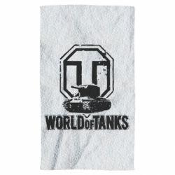 Рушник Логотип World Of Tanks