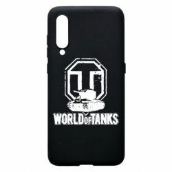 Чехол для Xiaomi Mi9 Логотип World Of Tanks